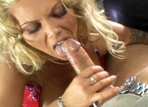 Jewel de nyle sucking and fucking a doctor - 1 part 5
